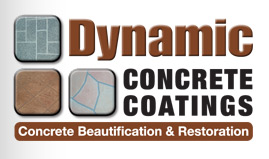 Dynamic Concrete Coatings. Concrete Beautification And Restoration